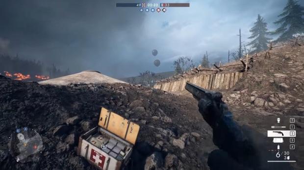 battlefield-1-comment-récupérer-soins-munitions-rapidement-raider-de-tranchees-soins-image-01