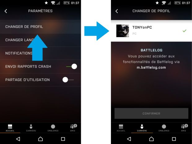 battlefield-1-4-hardline-comment-changer-plateforme-depuis-application-mobile-android-ios-tutoriel-image-02