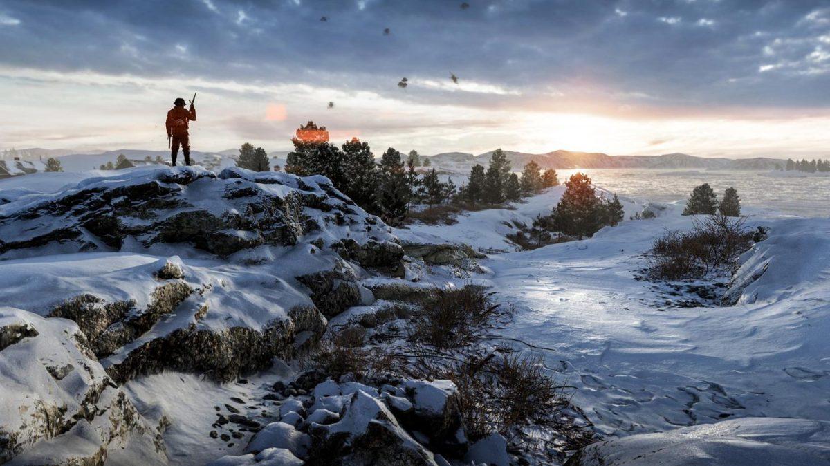 Battlefield 1 : voici tous les détails de la mise à jour de septembre 2017