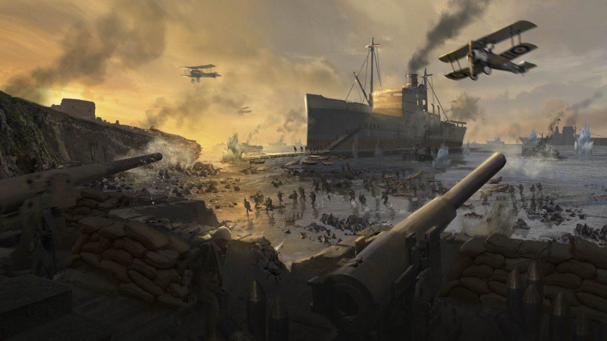 Turning Tides : les premiers détails du DLC maritime de Battlefield 1
