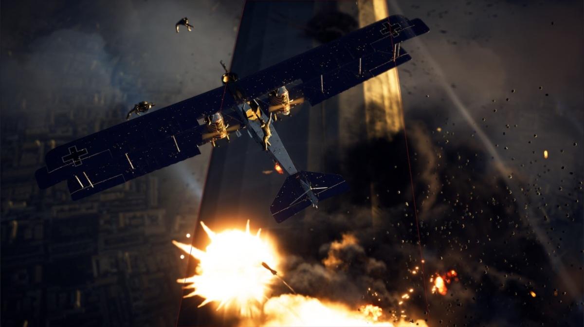 DICE confirme : «Des mises à jour mensuelles de Battlefield 1 sont planifiées jusqu'en juin 2018»