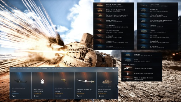 how to choose revisions battlepacks