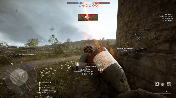 battlefield-1-comment-debloquer-bouteille-cassee-mission-details-caracteristiques-armes-specifications-image-01