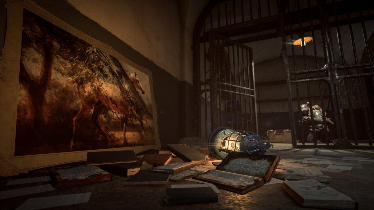 """Battlefield 1 """"Fort de Vaux"""" : comment ouvrir la chambre d'isolement et débloquer la plaque 'La Chambre' ?"""
