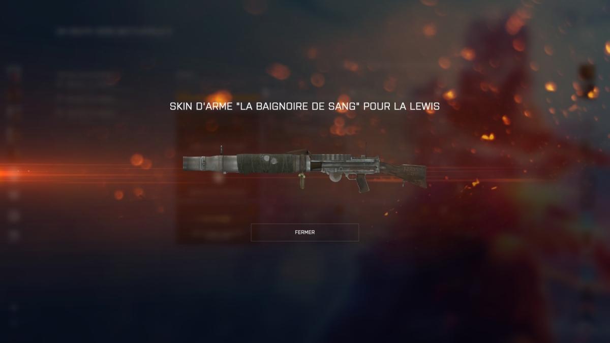 Battlefield 1 *En route vers Battlefield V* : la phase 2 démarre le 29 mai avec des skins d'armes de BF1 et BF5 à débloquer