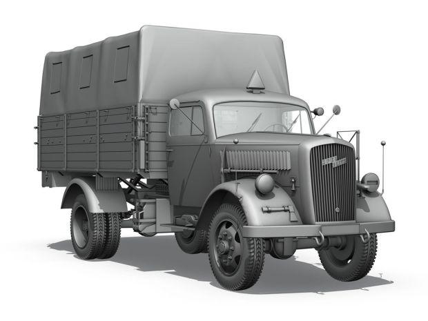 opel-blitz-3t-cargo-truck-3d-model-obj-3ds-fbx-c4d-lwo-lw-lws