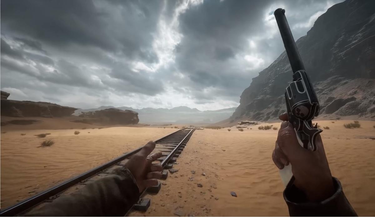 [Easter Egg] Battlefield 1 : un revolver unique a été trouvé dans le passage secret de Passchendaele ! (2ème partie)
