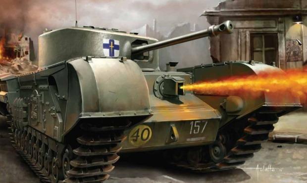 battlefield-v-bf5-armes-vehicules-gadgets-jouables-sortie-officielle-details-Churchill-Crocodile-image-01