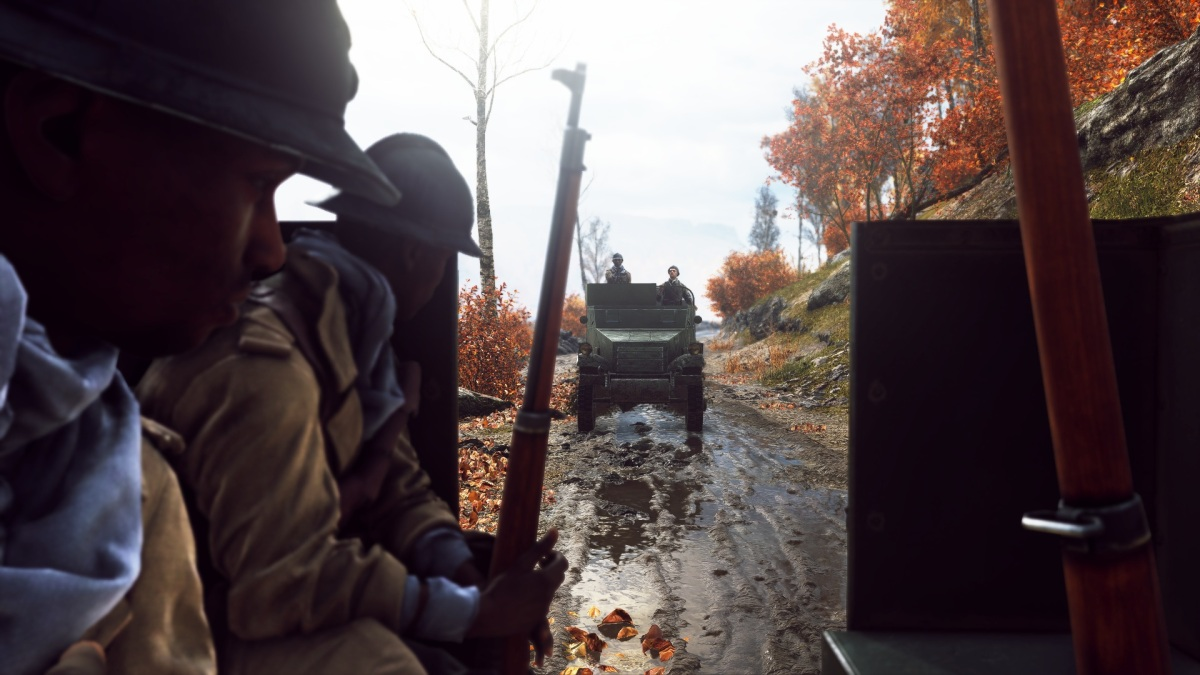 Battlefield V : ces 7 armes d'infanterie qui pourraient bientôt arriver en jeu