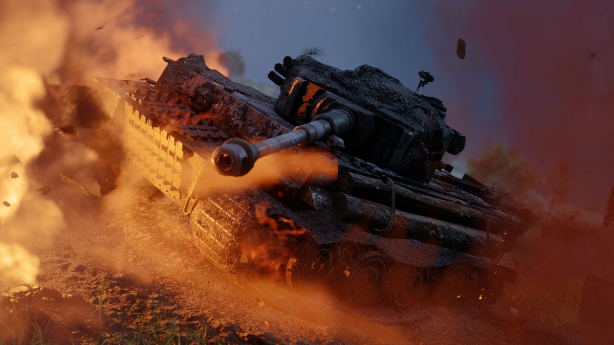 Les véhicules sont mis à l'honneur avec la mise à jour majeure de Battlefield V sortie le 21 mars 2019