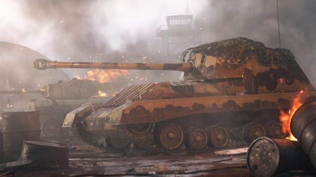 Panzer 3/4 Matchmaking