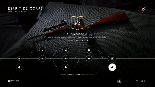 battlefield-v-bf5-sentiers-de-guerre-chapitres-3-4-5-premiers-details-recompense-p08-pistol-carabine-semaine-7-image-01