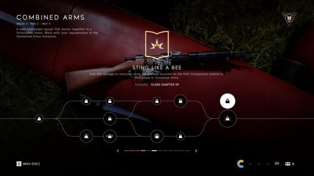 battlefield-v-bf5-sentiers-de-guerre-chapitres-3-4-5-premiers-details-recompense-tromboncino-m28-image-02