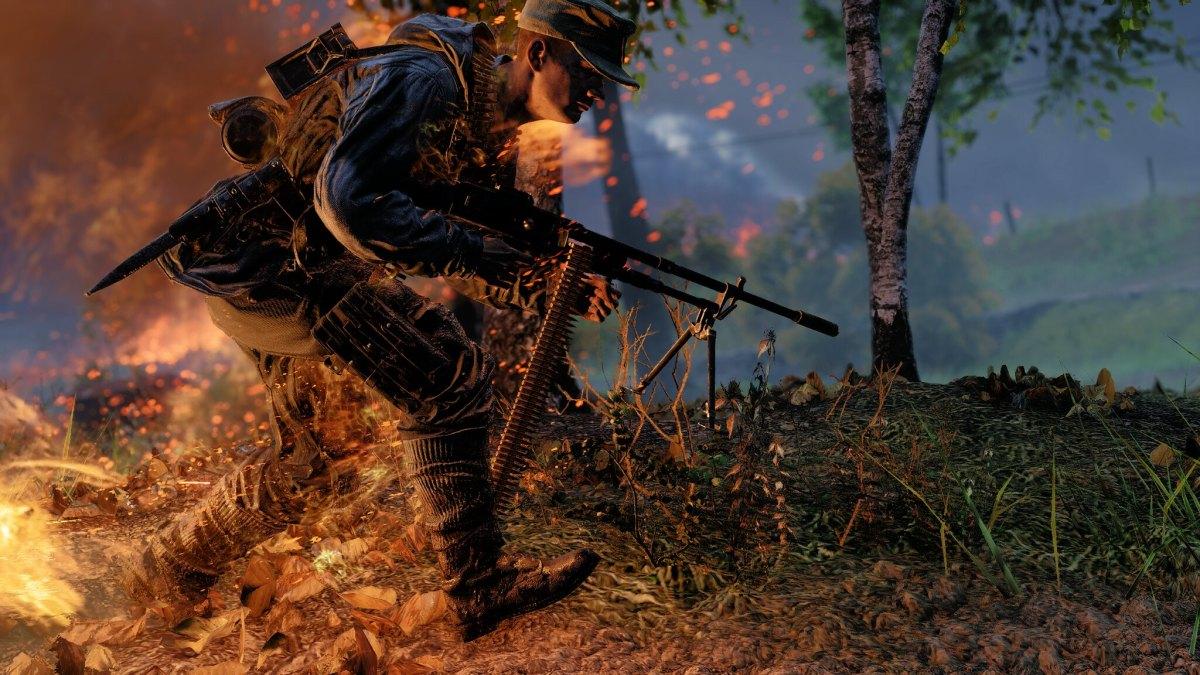 Battlefield V : ces nouvelles armes fuitées qui se confirment pour le multi