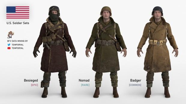 battlefield-v-bf5-fuite-pacifique-dlc-cartes-armes-uniformes-details-us-soldier-set-uniforme-soldat-americain-commun-rare-epique-image-01