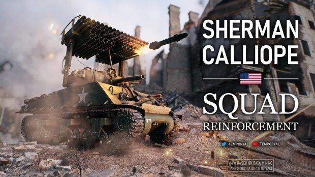 battlefield-v-bf5-t34-calliope-sherman-rumeurs-renforts-escouade-details-temporyal-image-01